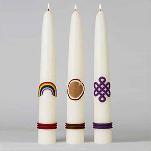 Herdenking Gedachtenis kaarsen