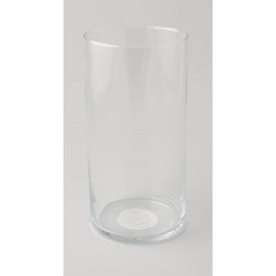 Godslampglas transparant, 20 cm (D)