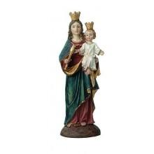 Beeld H.Maria met kind kroon 12 cm